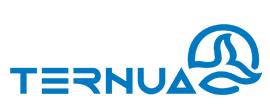 logotipo ternua