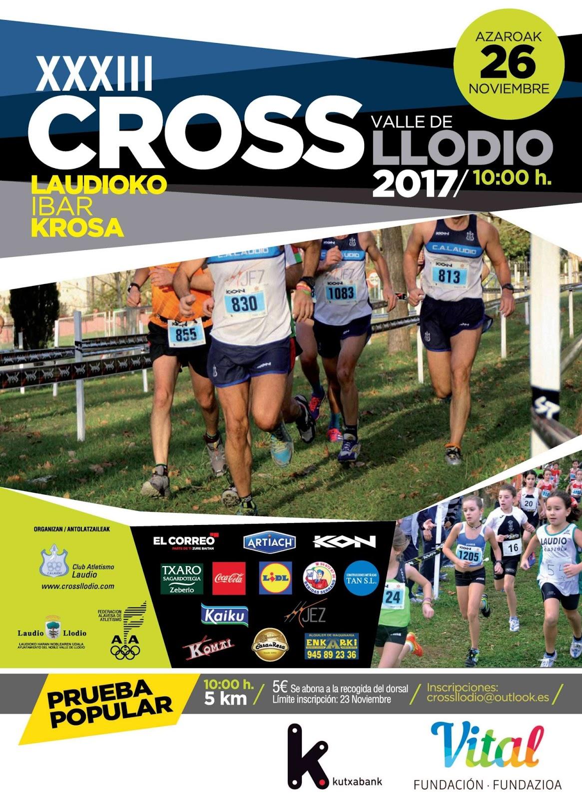 cross llodio 26n17