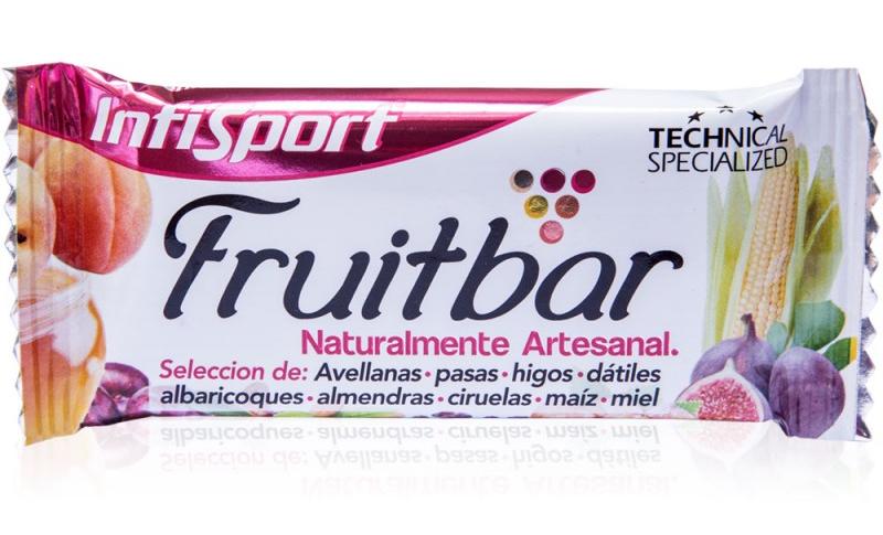 infisport fruitbar 40g