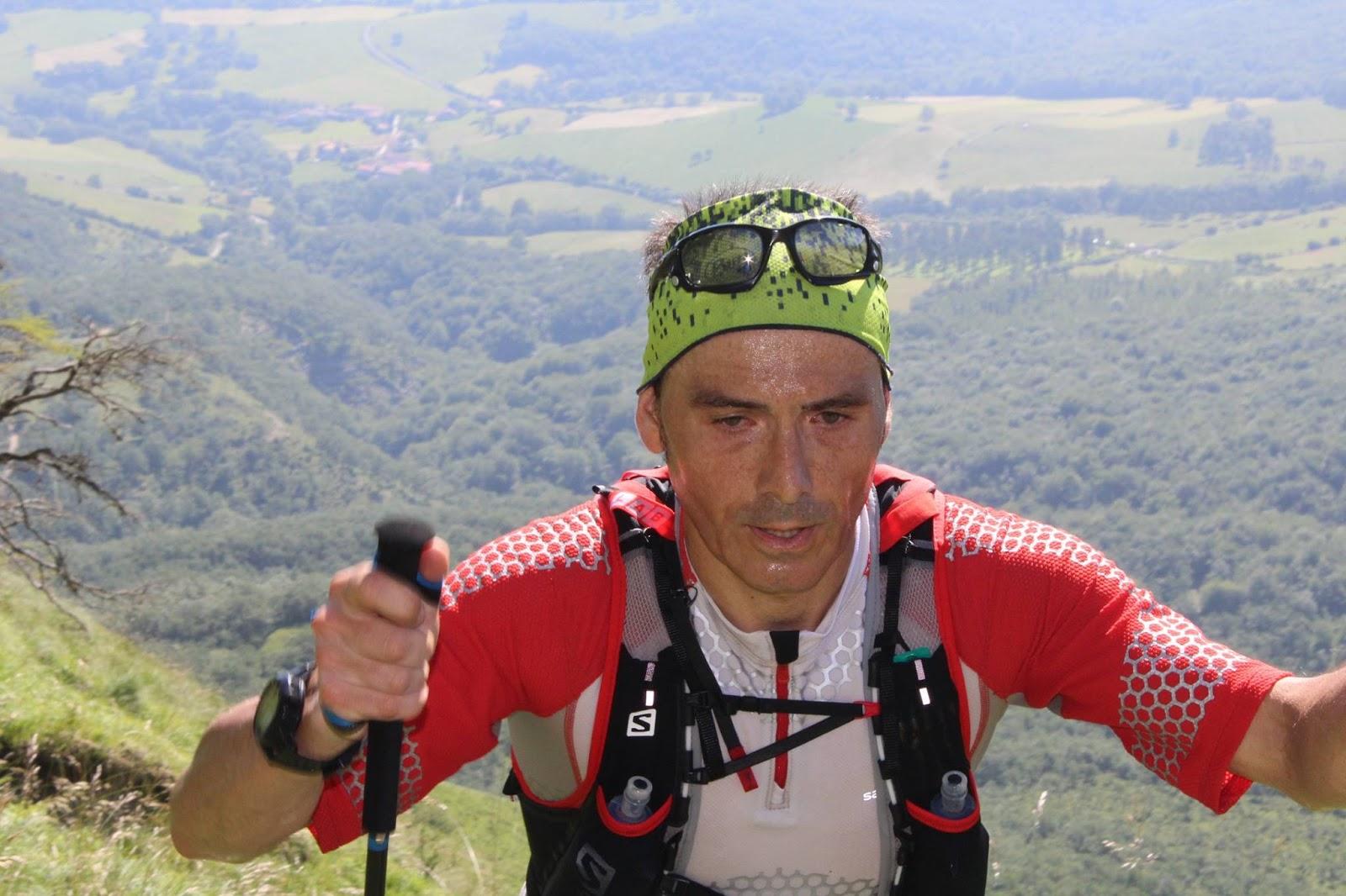Subida a Ungino (1099 m)