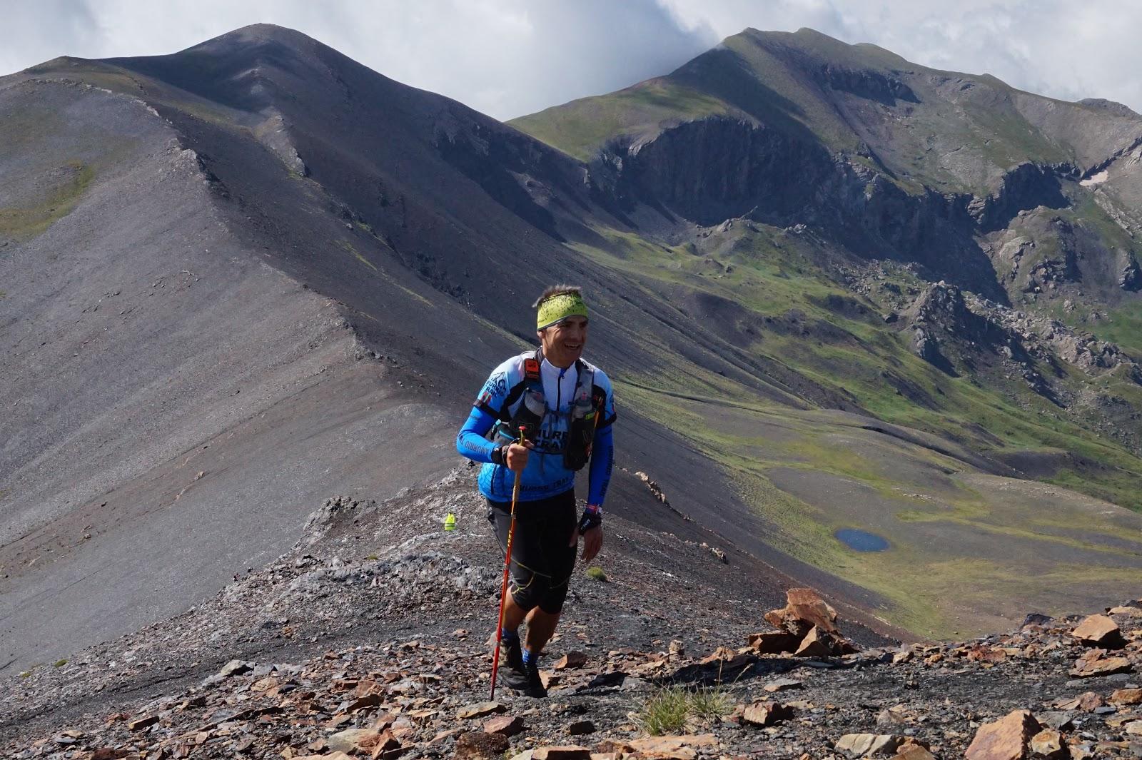 Subida Pic d'Estiba Freda (2.691 m) con un palo roto