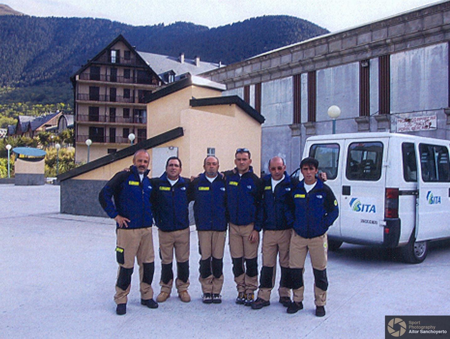 CESPA RAID TEAM 2000 - Val d'Aran